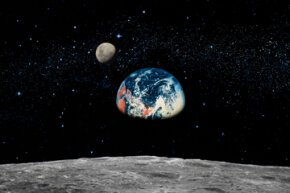 What would it be like if we had two moons? Pretty dangerous.
