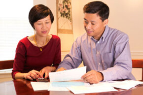 No matter if you're co-signing for a partner, family member or friend, understand the consequences of your decision. Putting your name on a mortgage means you're legally responsible for that property and the taxes and maintenance fees that come with it.
