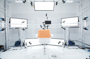 The MotionScan setup is as elaborate as it looks, comprising around 1,000 pieces of equipment.