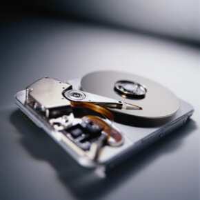 Is your data better off in the cloud than on a hard disk drive like this one?