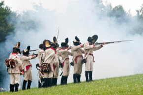 Musketeers took their name from the musket, a firearm that revolutionized warfare after it was introduced in the late 1500s. See pictures of military leaders.