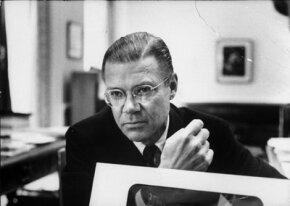 Secretary of Defense Robert McNamara in 1967
