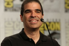 """""""Mortal Kombat"""" creator Ed Boon, pictured here at a 2013 appearance, put the ERMAC rumors to rest in 2011."""