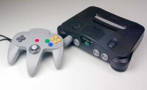 Nintendo 64 is the third generation of video game console from Nintendo. It was introduced in 1996.