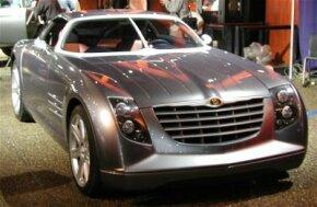The Chrysler Crossfire