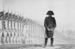 Napoleon wasn't the tallest, but he wasn't terribly short, either.