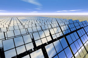 You can put the window cleaner and paper towels away. NASA-sponsored research has helped develop self-cleaning solar panels.