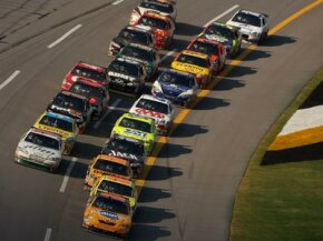 In NASCAR, nose-to-tail racing leaves no room for error by any driver.