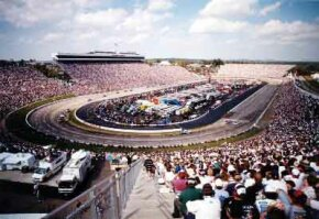 Martinsville Speedway in Martinsville, VA, has been a part of the NASCAR circuit for more than 50 years.