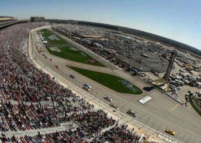 Is Atlanta Motor Speedway in Hampton, Ga. the future home of the HowStuffWorks 500? Probably not.