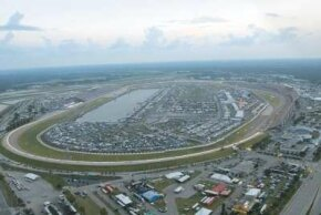 ­Daytona International Speedway plays hosts to the Daytona 500 -- a race that almost every driver would most like to win.