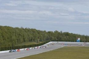 Pocono Raceway is the only triangular-shaped track in NASCAR racing.
