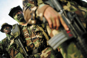 Navy SEALs require specialized clothing, equipment and weapons.