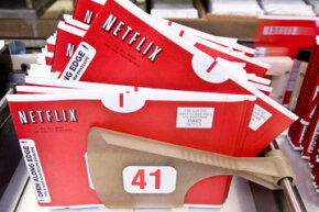 There's nothing quite like the anticipation of receiving that red Netflix envelope in the mail.