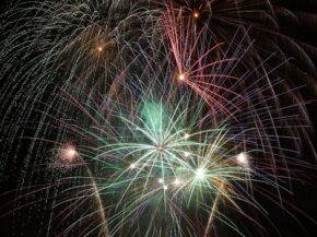 After the fireworks at midnight, celebrate New Year's Day with these fun family activities.