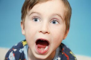 Is your kiddo screaming with a wide-eyed, dilated-pupil stare? He might be having a night terror.