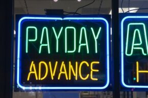 Payday loans are one alternative to traditional banking that frequently have unhappy endings.