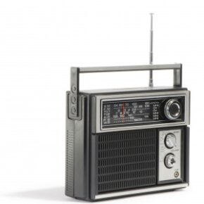 Could an old-school radio really still be a viable spy tool? Yep.