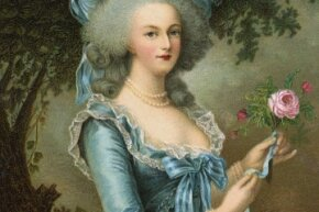 One theory is that Marie Antoinette's jewels are hidden beneath the mud of Oak Island.