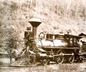 The railroad brought the Industrial Revolution to even the most remote corners of the continent. In many rural areas, the locomotive was the most powerful and complex machine anyone had ever seen.