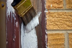Primer seals in any remaining moisture and provides a smooth, clean surface so the topcoat of paint will stick like glue.