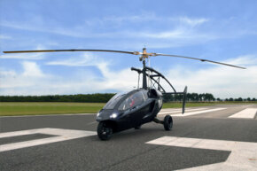A flying car like the PAL-V One needs to be just as good on the ground as it is in the sky.