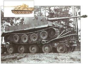 The Panzerkampfwagen VI Tiger I was a major departure in Nazi German tank design.