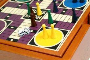 Parcheesi game