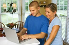 Image Gallery: Parenting Take steps now to make sure your teen knows how to protect his or her privacy when using online social networks. See more pictures of parenting.