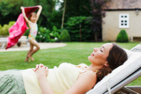 Coaches can effectively help anxious moms and dads relax and enjoy being parents.