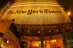 The New York Times paywall went live on March 28, 2011.