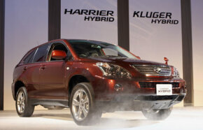 The Hirsch Report, issued in 2005, said that improving fuel efficiency -- for example, through increased production of cars that get high gas mileage like the Toyota Harrier hybrid -- would help decrease demand for oil and help mitigate the peak oil crisis.