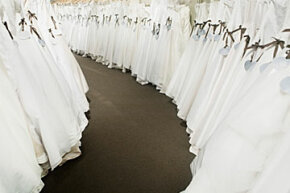With so many dresses out there, let your consultant help you narrow down your choices.