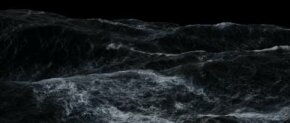 In this simulated ocean, you can see large and small swells, ripples and foam that look completely realistic.