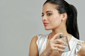 Spritzing on some perfume every morning certainly makes you smell nice. But can it actually improve your health, too?