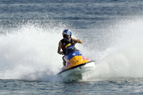 Having to pay personal property taxes on watercraft can put a damper on that fun Jet Ski outing.
