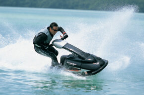 Personal watercraft like jet skis are used by millions of Americans each year. Learn how personal watercraft work and about laws and environmental concerns. See more pictures of extreme sports.