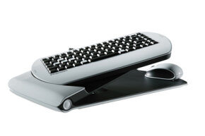 The Phantom keyboard and mouse