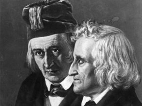 A love of linguistics and philology drove the Grimm brothers to document the folktales that had been passed down through generations of Germanic peoples.