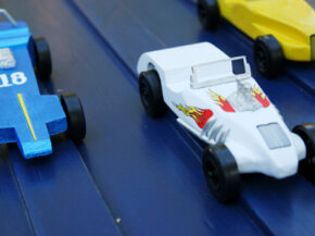 The Pinewood Derby is an event that kids and parents have been able to enjoy together since 1953. See more pictures of classic toys.