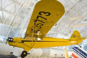 A little giant of civil aircraft, the timeless Piper J-3 Cub was easy to fly and well suited to a variety of tasks. Because the Cub was economically priced, it helped democratize civil aviation. See more classic airplane pictures.