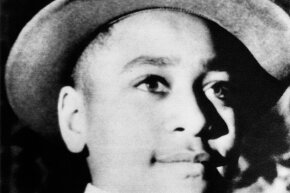 A young Emmett Till before his brutal end that spurred so many civil rights activists to demand change
