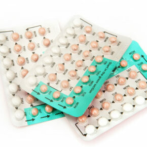 Oral contraceptives, one of Planned Parenthood's offerings.