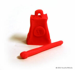 Some kids have a fever that only a Play-Doh cowbell can cure. See more toy pictures.