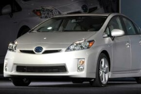 The Prius plug-in hybrid will be based off of the third generation Toyota Prius, shown above.