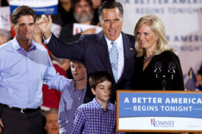 Former Massachusetts governor Mitt Romney won the Florida Republican primary in part due to a wave of attack ads against his rivals.