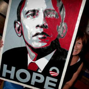 "Although people claim to prefer positive campaign ads like Barack Obama's ""Hope,"" negative ads are effective."