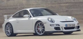 Spoilers look good on production cars like the one on this Porsche 911 GT3, and they're functional too.