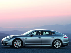 Porsche is surprising a lot of people by offering the company's first-ever four-door sedan -- the Porsche Panamera.