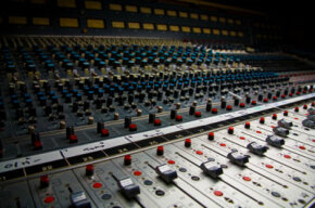 Traditional recording studios include large mixing boards and other bulky equipment. See more pictures of essential gadgets.